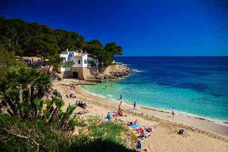Super Escapes Travel - Seven night all inclusive Mallorca stay with flights - Save 36%