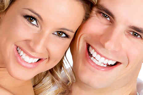 Bath Teeth Whitening - One hour teeth whitening sessions for two people, including consultations - Save 83%