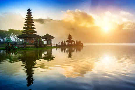 Tour Center - Seven night 4 Star Bali break with breakfast and flights - Save 29%