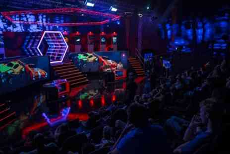 Gfinity PLC - One general admission or VIP ticket to a Street Fighter V, Rocket League or CS:GO gaming event on 6 October To 9 December - Save 50%