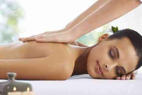 Laser & Aesthetic - 45 Minute Massage with 30 Minute Facial - Save 64%