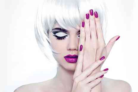 V3 Fitness & Beauty - Shellac Manicure, Pedicure or Both - Save 44%