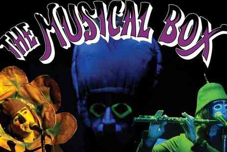 The Musical Box UK Tour - Two Tickets to The Musical Box, The Black Show on 10 to 29 October - Save 50%