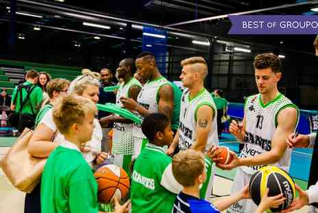 Manchester Giants - Ticket to Manchester Giants Slam Dunk Basketball Birthday Party on 3 September 2017 to 29 April 2018 - Save 29%