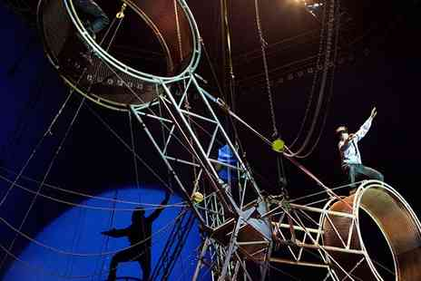 Big Kid Entertainment - One grandstand ticket to Big Kid Circust on 20 To 22 October - Save 33%