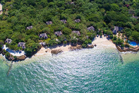 Fumba Beach Lodge - Four Star Peaceful Hideaway on a Secluded Beach - Save 55%
