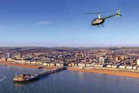 HeliFly - 20 Minute Helicopter Flight for One or Two - Save 36%