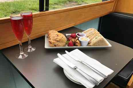 Lancashire Canal Cruises - Afternoon Tea Cruise for Up to Four - Save 45%