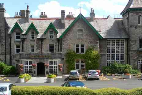 The Cumbria Grand Hotel - Wedding Package for 60 Day and 40 Evening Guests - Save 57%