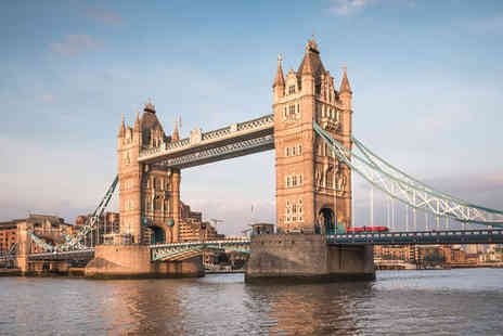 The Tower Hotel - Four Star 48 Hours To Book Iconic Tower Bridge Views For Two - Save 76%