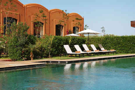 Adama Resort - Four Star Villa Stay For Two with Spa Breaks - Save 46%