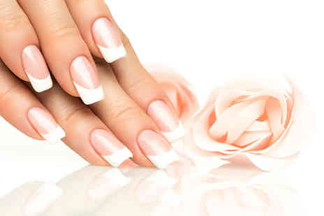 Kate and Russel Hair Salon - Express gel manicure or express gel mani pedi - Save 52%