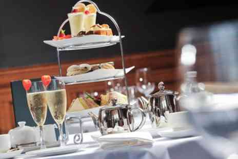 The Wheatsheaf - Afternoon Tea for Two or Four with Optional Prosecco - Save 53%