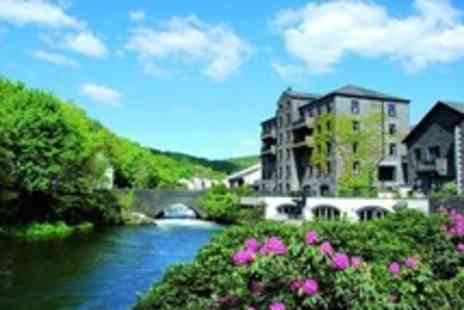 The Whitewater Hotel and Leisure Club - In Lake District Two Night Stay For Two With Dinner, Breakfast and Motor Museum Entry - Save 52%