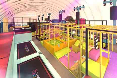 Xtreme Bounce - Jump Party Package for Up to 10 Children - Save 26%