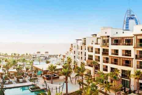 Emirates Holidays - Five star Dubai break with Emirates flights & meals - Save 0%