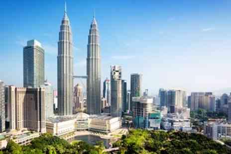 Emirates Holidays - Five star Kuala Lumpur break with Emirates flights - Save 0%