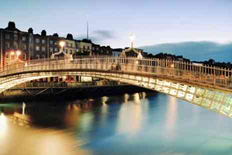 Travel Interaction - Dublin break in city centre hotel with flights - Save 0%