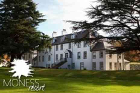 Moness Resort - In Perthshire Two Night Stay For Two With Bottle of Wine, Breakfast and Spa Access from 22 June to 30 September 2012 - Save 63%