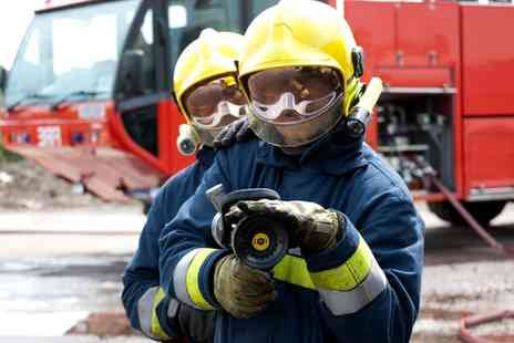 Careermatch - Online Fire Warden Marshal Course, Fire Safety at Work Course or Both - Save 90%