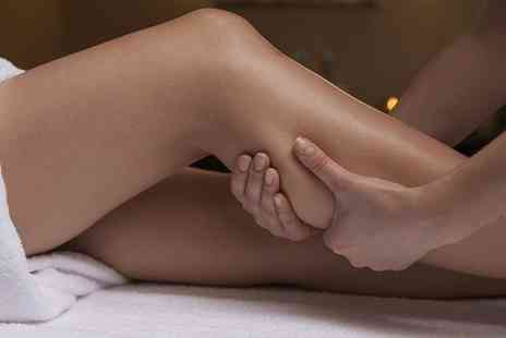 Enhance Beauty Salon - Foot Pamper Package Including Pedicure, Foot and Leg Massage and Reflexology - Save 36%
