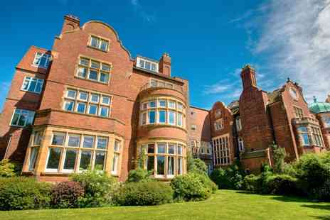 The Burlington Hotel - Wedding Package with Three Course Meal for 50 Guests and Accommodation for Newlyweds - Save 49%