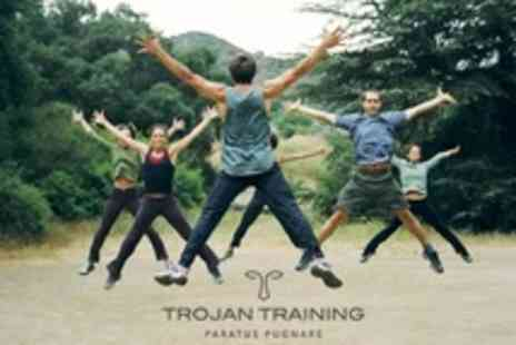 Trojan Training - Ten Boot Camp Sessions For Two - Save 82%