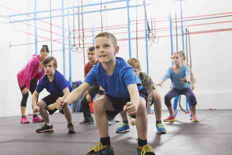 Ymca White House - Choice of Five or Ten Fitness Classes for Kids - Save 0%