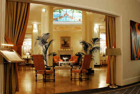 The Duke Hotel - Four Star Classic Roman Elegance Stay For Two near the Villa Borghese - Save 80%