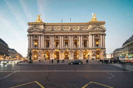 Hotel Maxim Opera - Four Star Stylish Boutique Stay For Two Near Opera Garnier - Save 62%
