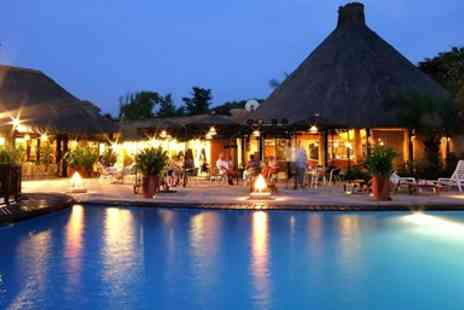 The Gambia Experience - Seven night Gambia holiday with flights - Save 0%