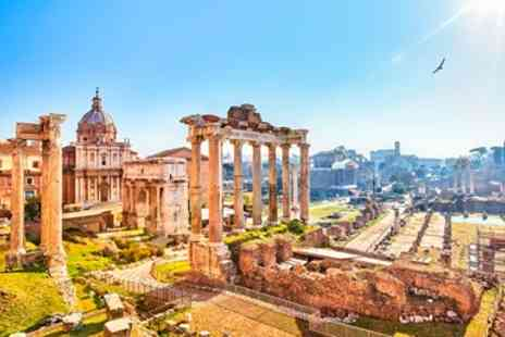 Book in Style - Six night Med cruise including flights & 2 night Rome stay - Save 0%