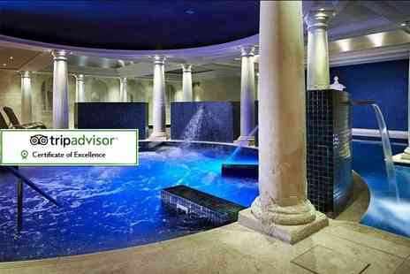 Alexander Hotels - Five Star luxury overnight stay for two with dinner, breakfast and spa access - Save 35%