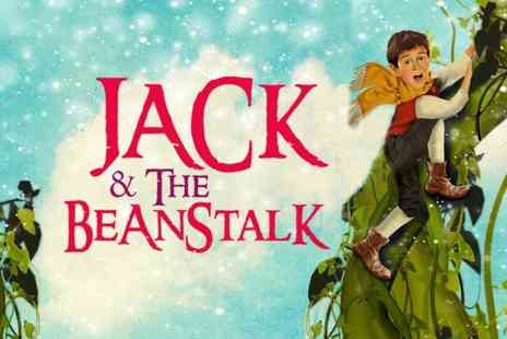 Lawrence Batley Theatre - Two tickets to a Jack & The Beanstalk Christmas pantomime - Save 50%