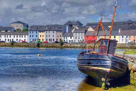 Great Pacific Travels - Two or three night 4 Star Galway stay with flights - Save 21%
