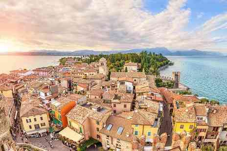 Weekender Breaks - Two or three night Lake Garda break including breakfast and flights - Save 40%