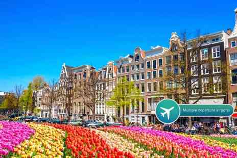 KPX Travel - Two night Amsterdam break with flights - Save 31%