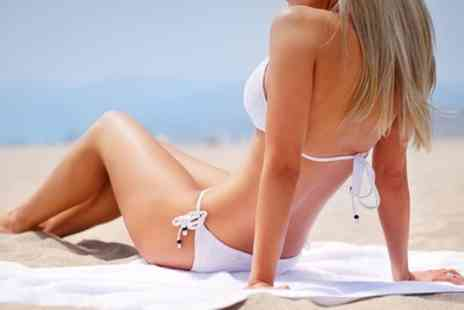 Audrey - Choice of Brazilian, Hollywood or Half Leg Wax Plus Optional Underarm Wax - Save 73%