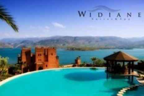 Widiane Suites and Spa - In Morocco Three Night Stay For Two With Excursions, Spa  Treatments and Moroccan Cooking Class - Save 71%