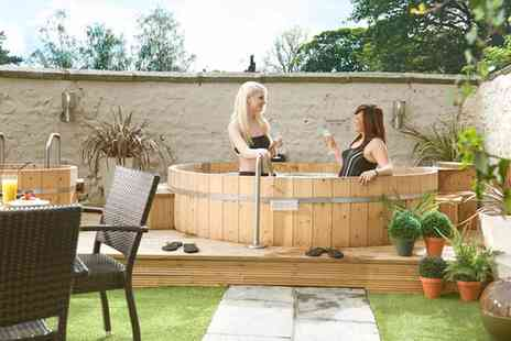 The Bridge - Winter Warmer Spa Day for One or Two with Carvery Dinner and Mulled Wine - Save 45%