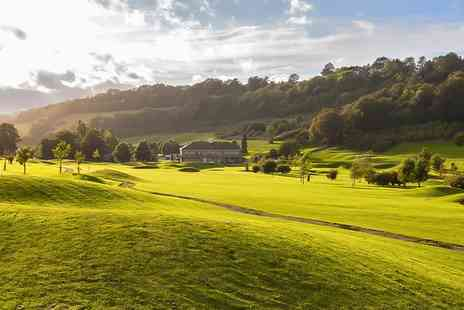 Woldingham Golf Club - Day of Golf for Two or Four with 40 Range Balls - Save 70%