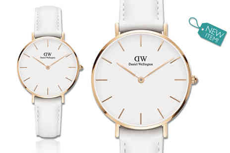 Gray Kingdom - Ladies Daniel Wellington DW0189 watch - Save 39%