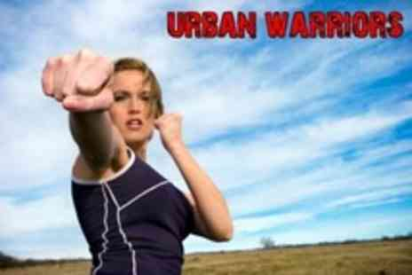 Urban Warriors Krav Maga - Six Self Defence Classes - Save 68%