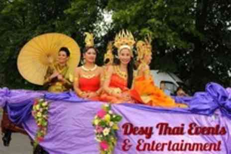 Bristol Thai Festival - Bristol Thai Festival Admission For Two Adults - Save 50%