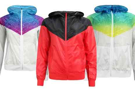 Groupon Goods Global GmbH - Nike Flywire or Featherweight Windrunner Jacket With Free Delivery - Save 0%