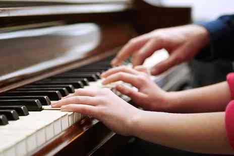 Pro Music - One, Three or Five Piano Lessons - Save 18%