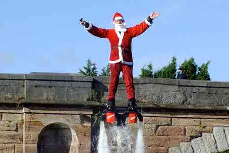 Flyboard Fun - Christmas Gift Voucher for Flyboard Experience for One or Two - Save 27%