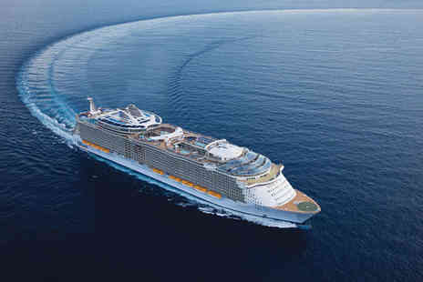 Allure of the Seas - Glamorous Miami Stay & 7 Night All Inclusive Cruise - Save 27%