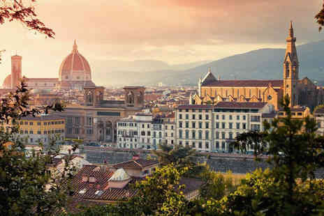 Hotel Diplomat - Four Star Enchanting Florence Escape For Two - Save 80%