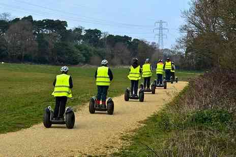 Dorset Activities - One hour Segway tour - Save 46%